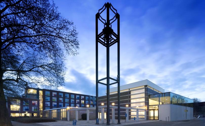 uitbreiding kerk zwolle